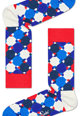 Happy Socks Grafikai mintás uniszex zokni női