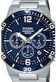 Pulsar Аналогов часовник с хроногаф Мъже
