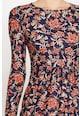 KOTON Rochie mini evazata cu imprimeu floral Femei