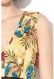 United Colors of Benetton Virágmintás bővülő fazonú ruha női