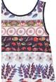 DESIGUAL Rövid ruha bővülő alsó szegéllyel&többféle mintával Lány