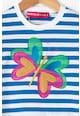 Agatha Ruiz de la Prada Тениска Summer с апликация Момичета