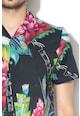 DESIGUAL Darragh virágmintás rövid ujjú ing férfi