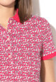 United Colors of Benetton Tricou polo cu model floral Femei
