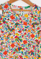 Undercolors of Benetton Rochie de plaja, cu decupaje pe umeri Fete