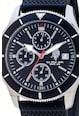 U.S. Polo Assn. Ceas cronograf cu o curea de silicon Barbati