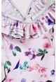 NEXT Costum de baie intreg cu model floral Fete