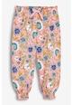 NEXT Pantaloni relaxed fit cu mansete elastice Fete
