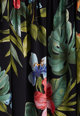 Mango Rochie lejera cu imprimeu tropical Bombay Femei