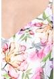 Triumph Costum de baie intreg cu insertii de plasa Delicate Flowers Femei