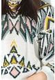 Wrangler Pulover lejer cu imprimeu geometric Femei