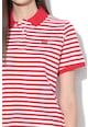Levi's Тениска от пике с яка и райе Жени