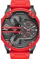 Diesel Часовник Enzo с хронограф и релефен циферблат Мъже