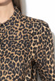Maison Scotch Риза с животинска шарка Жени