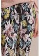 Oltre Pantaloni cu model tropical Femei