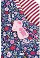 JoJo Maman Bebe Set de sarafan si bluza cu diverse imprimeuri Fete