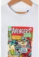 Jack&Jones Tricou cu imprimeu Avengers Baieti
