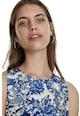 DESIGUAL Rochie mini cu imprimeu floral Femei