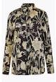 Marks & Spencer Camasa de satin cu imprimeu floral Femei