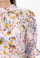 Ted Baker Bluza cu imprimeu floral si maneci raglan Jasmine Femei