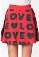 Love Moschino Къса рокля със странични джобове Жени