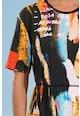 Format Lady Rochie mini cu imprimeu grafic Femei