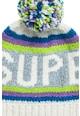 SUPERDRY Bojtos sapka logómintával női