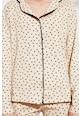 Trendyol Pijama cu maneci lungi si imprimeu grafic Femei