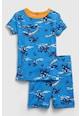 GAP Pijama de bumbac organic cu imprimeu Baieti