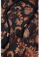 Mango Pantaloni jogger vaporosi cu talie inalta si imprimeu floral Maldi Femei
