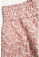 Mango Fusta mini evazata cu imprimeu floral Corfu Femei