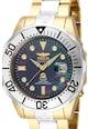 Invicta Автоматичен часовник със седефен циферблат Мъже