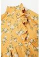 Mango Bluza de bumbac cu imprimeu floral Helen Fete