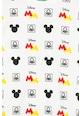 United Colors of Benetton Tricou cu Mickey Mouse Baieti