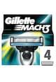 Gillette Rezerve aparat de ras  Mach3 Barbati