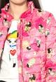 Love Moschino Vékony virágmintás dzseki női