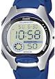 Casio Ceas cronograf digital cu o curea din rasina Femei
