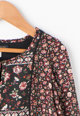 Pepe Jeans London Bluza cu imprimeu floral Tiana Fete