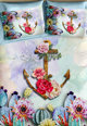 Leunelle Lenjerie de pat Exotic Femei