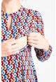 JoJo Maman Bebe Rochie pentru gravide cu model geometric Femei